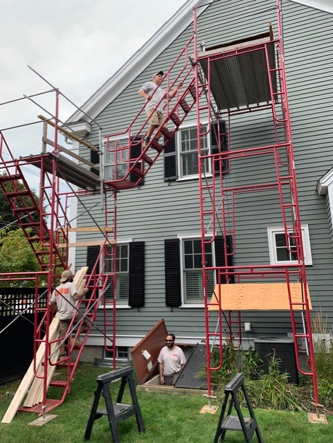 Covid safety with boston contractor