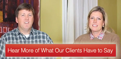 hear more of what our clients have to say