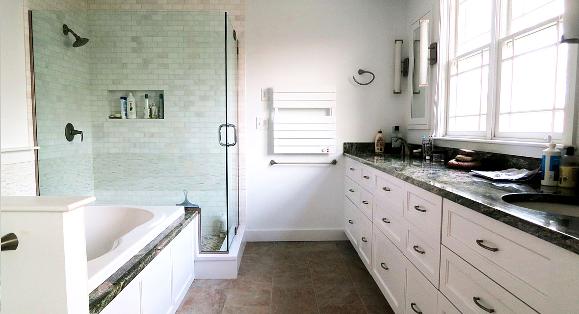 Bathroom remodeling lexington ma area for Bathroom contractors in my area